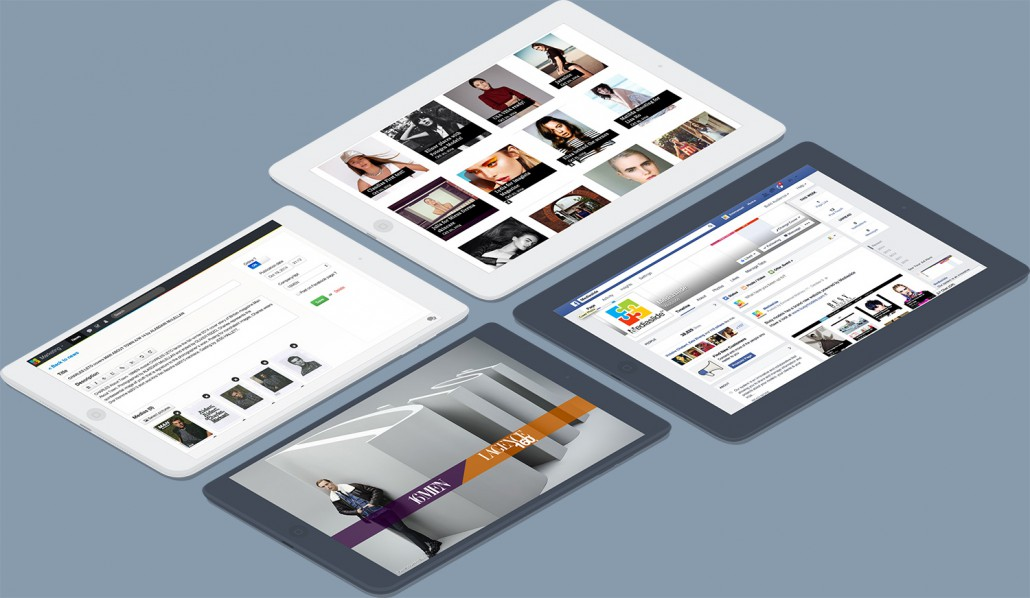 Mediaslide com - The best model agency software
